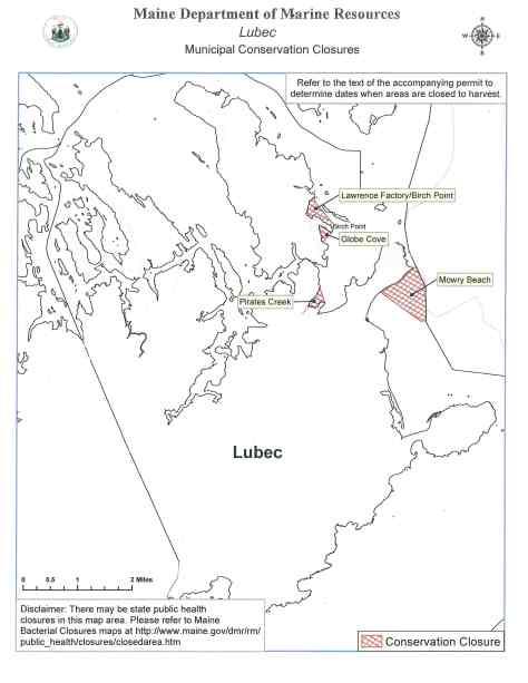Conservation Closure 4-21-2021 Map